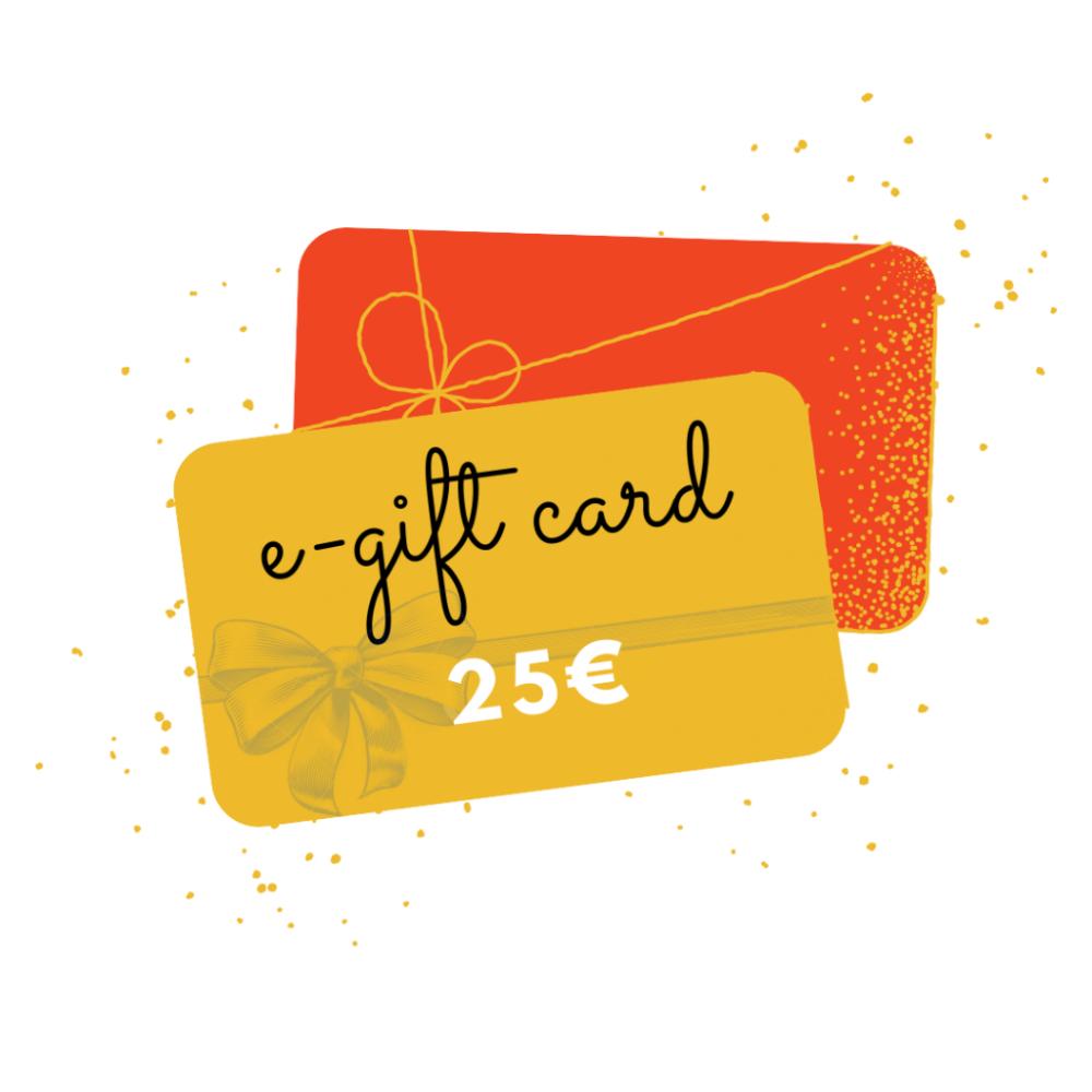 E-ift card